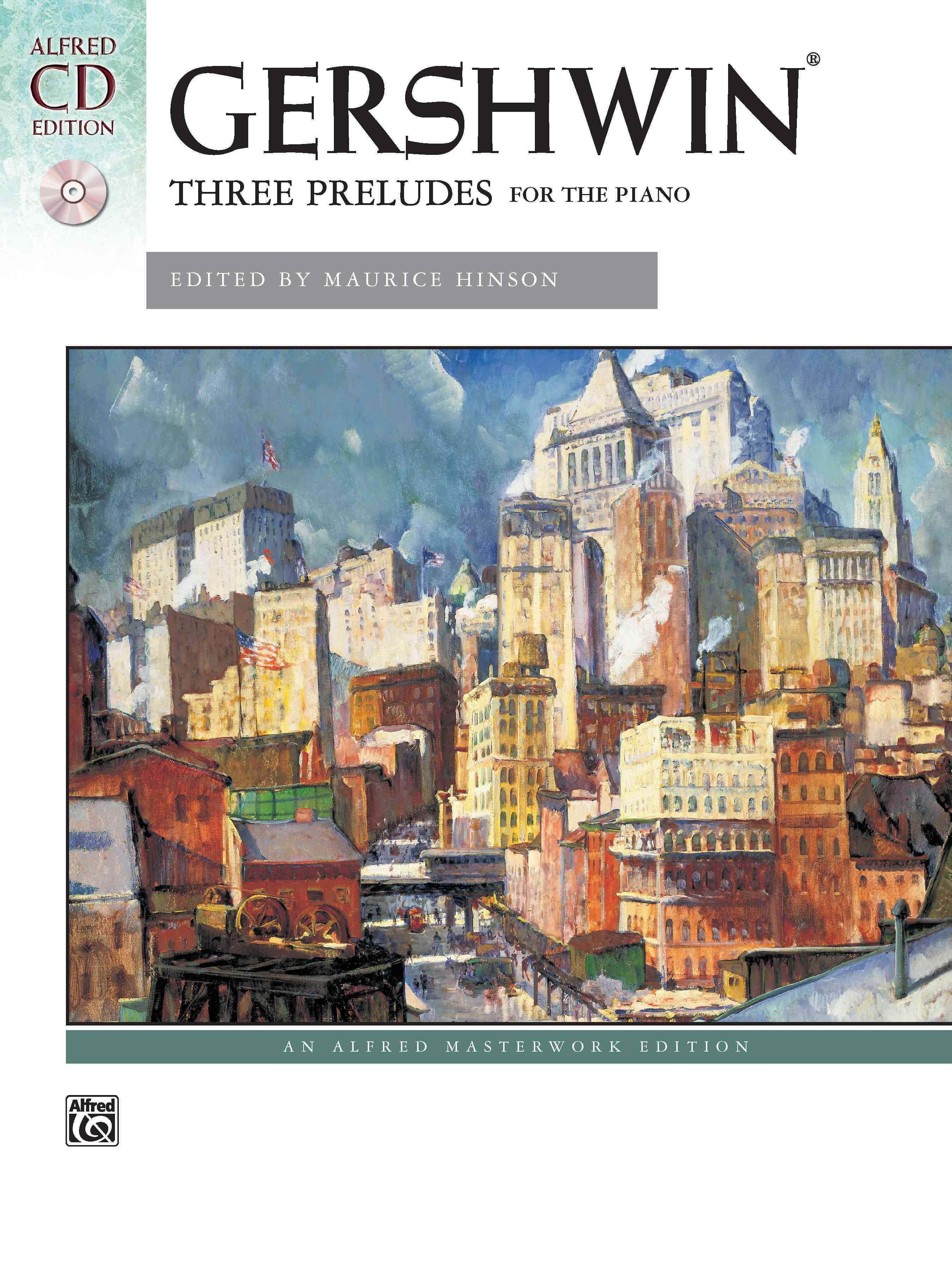Three Preludes By Gershwin, George (COP)/ Hinson, Maurice (EDT)